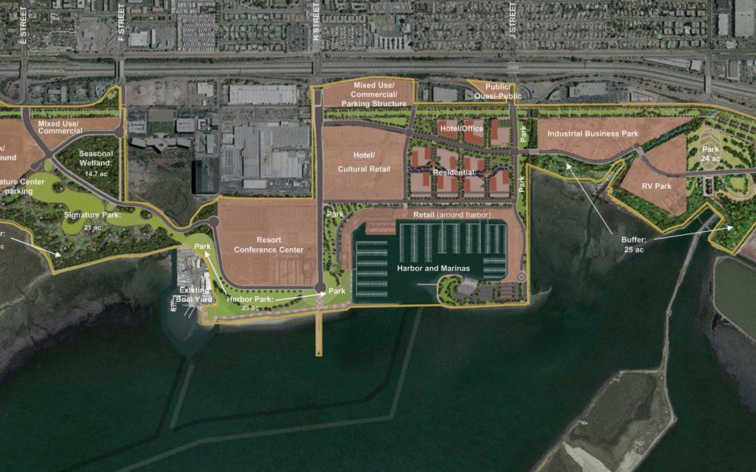 Introducing The Chula Vista Bayfront Park Project