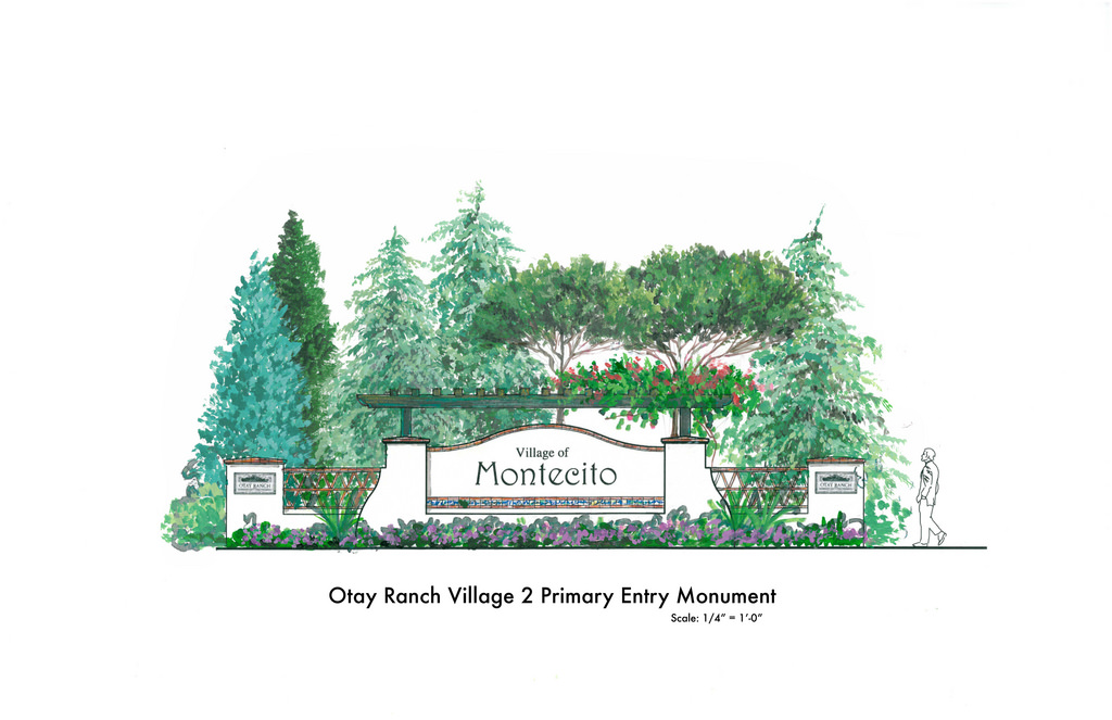 The Village of Montecito: Otay Ranch's New Development