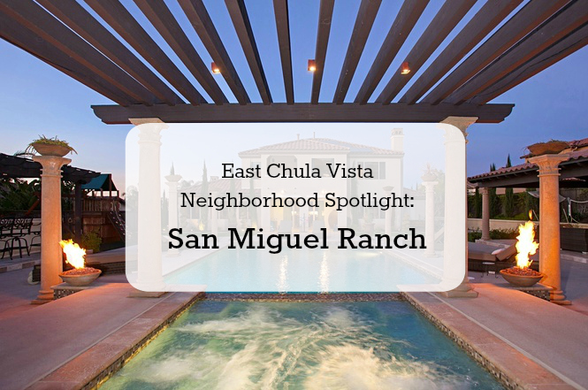 Neighborhood Spotlight: San Miguel Ranch